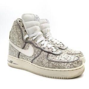 Nike Air Force 1 High Top Kobe Pack Sneakers Sz 9